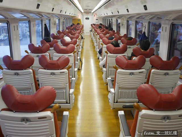 九州列車-特急列車音速號08
