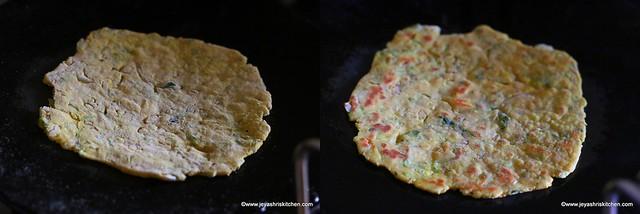 bhakri recipe 4