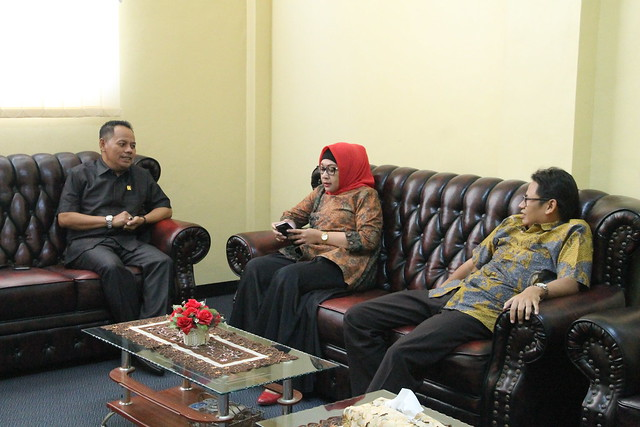 31 Mei 2018 Kunjungan Kerja Kota Tangerang