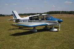 G-MIFF Robin DR400-180 [2076] Popham 080718