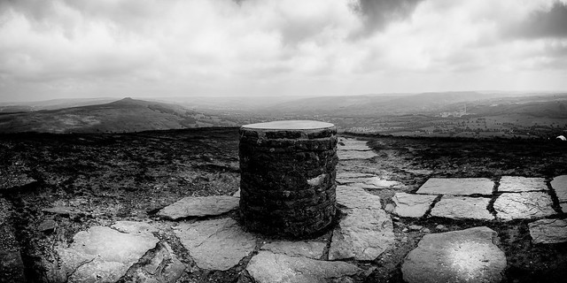 View From Lose Hill, Fujifilm X-T1, XF18-55mmF2.8-4 R LM OIS