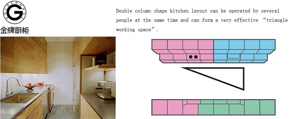 GoldenHome-double-column-shape-kitchen-layout