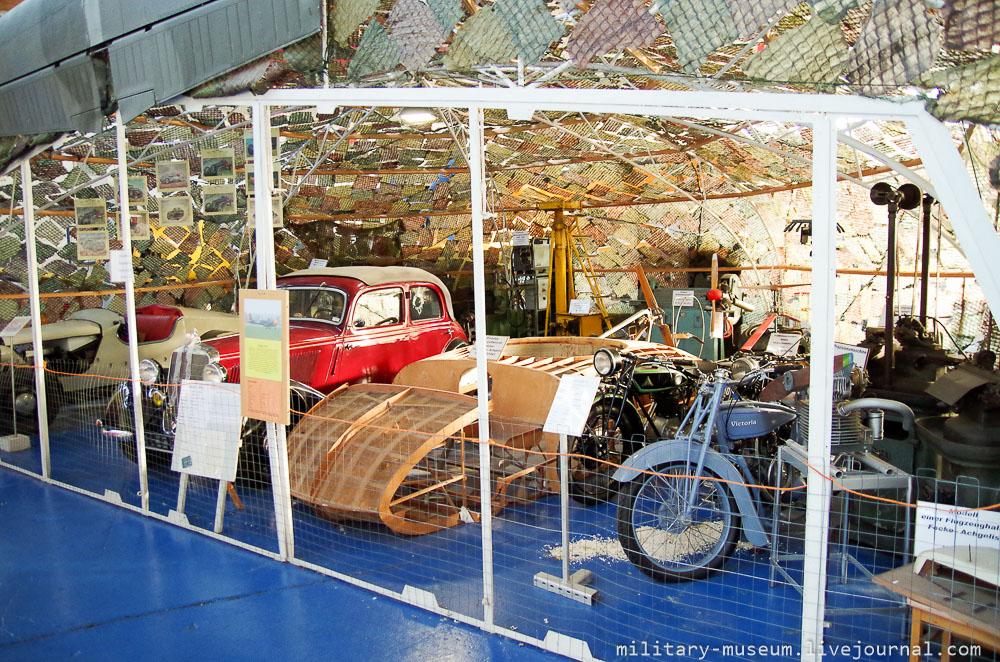 Luftfahrt- und Technikmuseum Merseburg-82