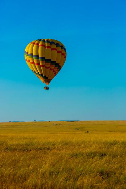 Hot Air Safari