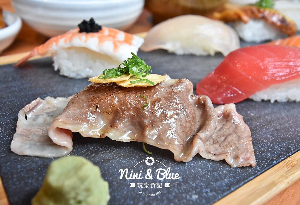一笈壽司 台中 公益路 YIJI sushi 菜單20