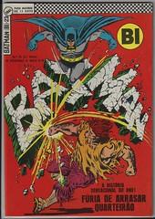 Batman-Bi (Pedigree Collection Rio Grande do Sol,Brazil)