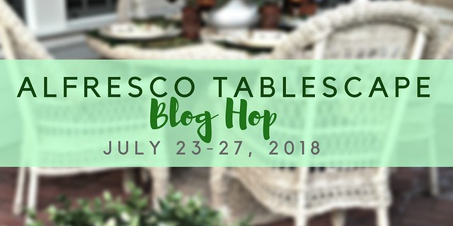 Al Fresco Blog Hop
