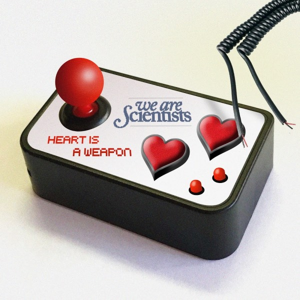 We Are Scientists - Heart Is A Weapon