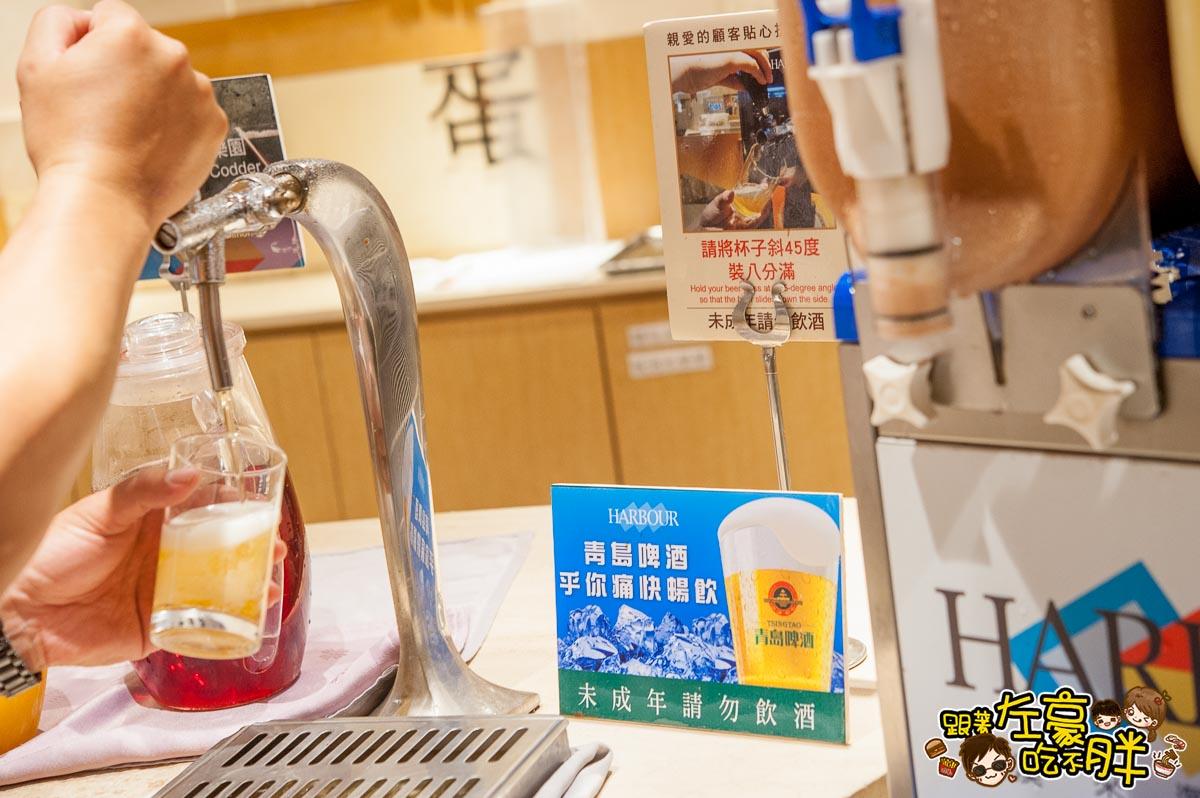 漢神巨蛋海港餐廳吃到飽-3