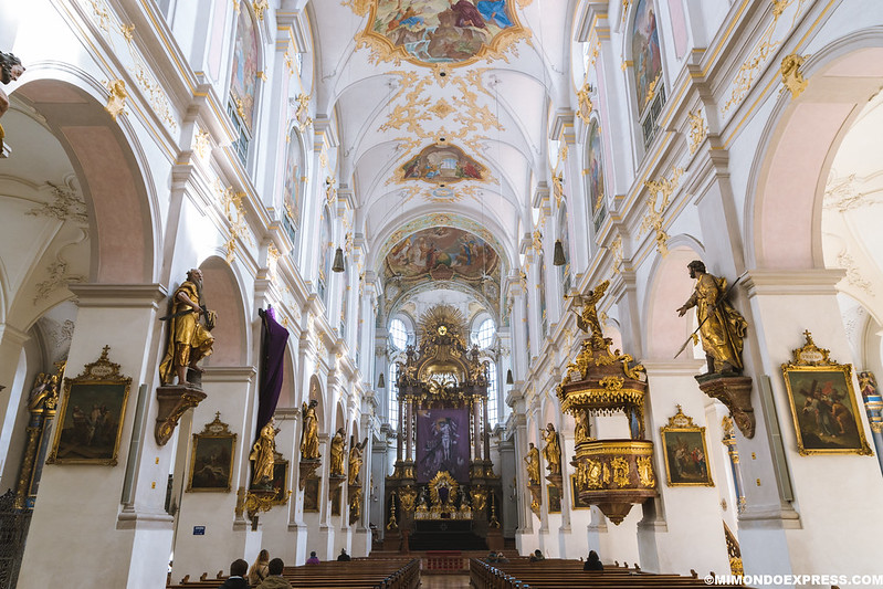 Iglesia de San Pedro (Peterskirche)
