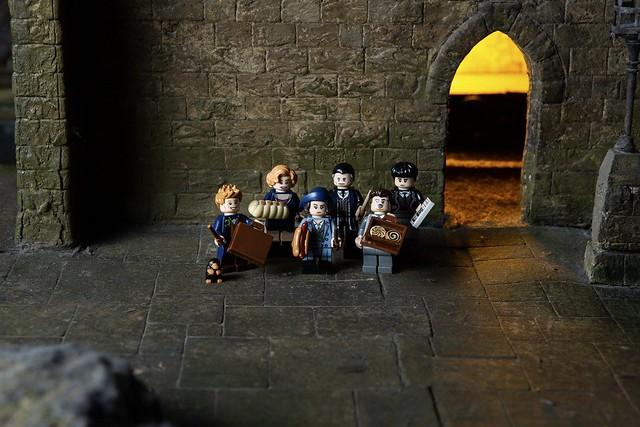 魔法奇幻迷大興奮!!眾多巫師等你來收集~ LEGO 71022《哈利波特》、《怪獸與牠們的產地》人偶抽抽包 Harry Potter and Fantastic Beasts Collectible Minifigures