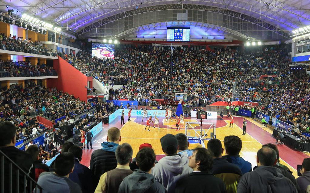 San Juan: La Selección Argentina de básquetbol venció a Panamá en el Cantoni