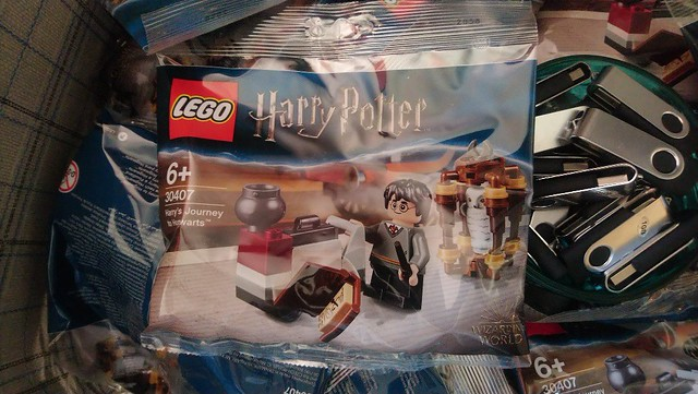 30407 Harry's Journey to Hogwarts 0
