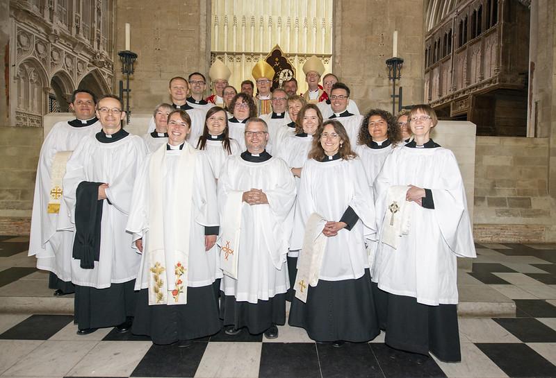 St Albans Diocese Deacons 2018
