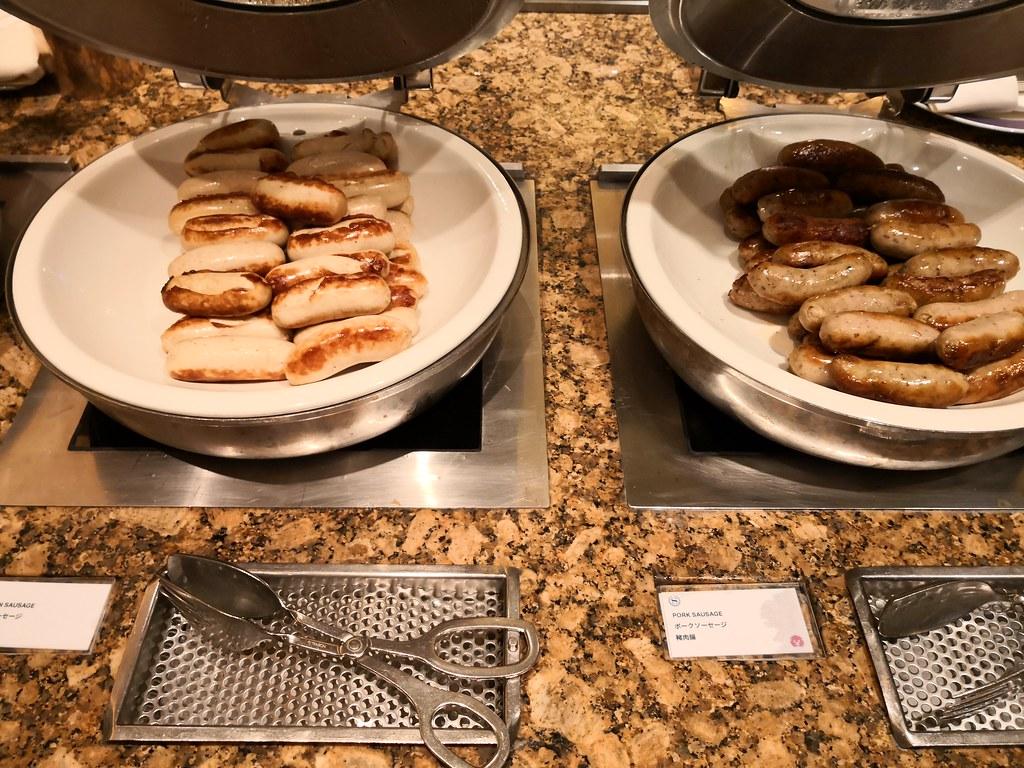 Sausage selections