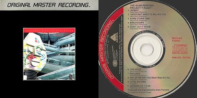 Guía Audiófila en CD: The Alan Parsons Project  28516023957_384996666f_z