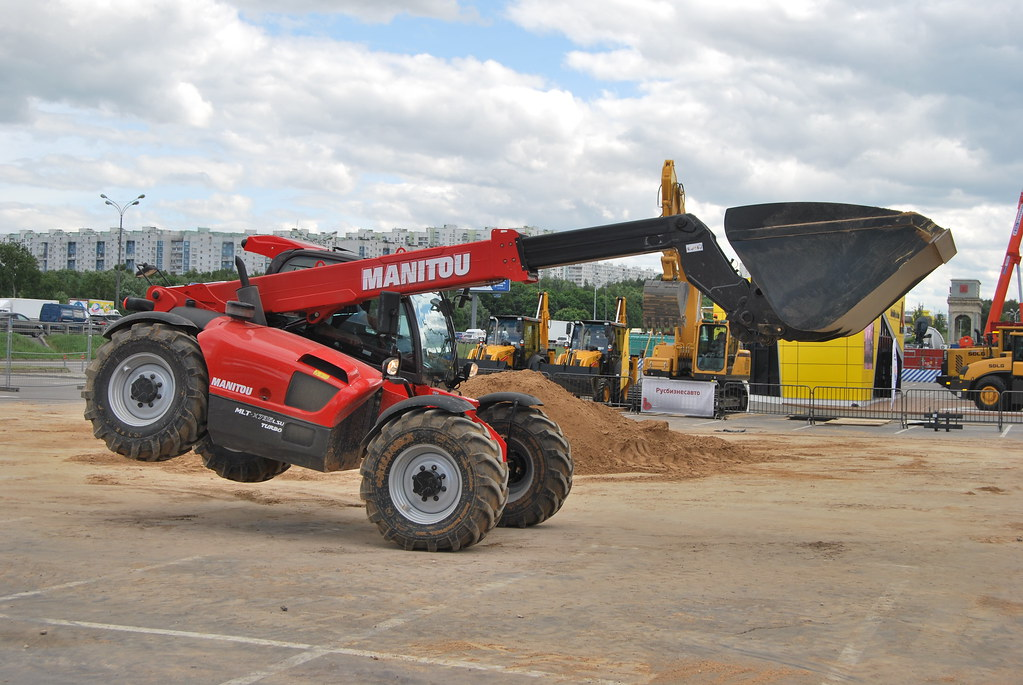 Manitou MLT-X735