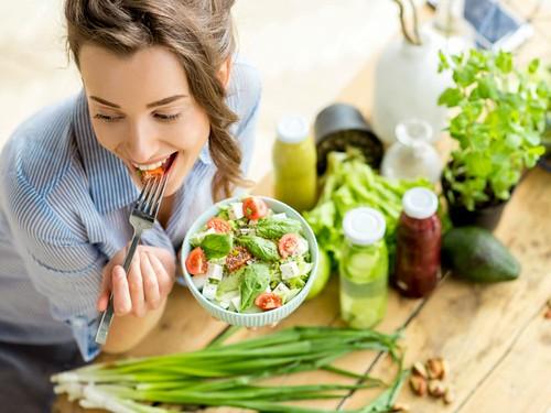Manfaat Menakjubkan Jika Anda Seorang Vegetarian