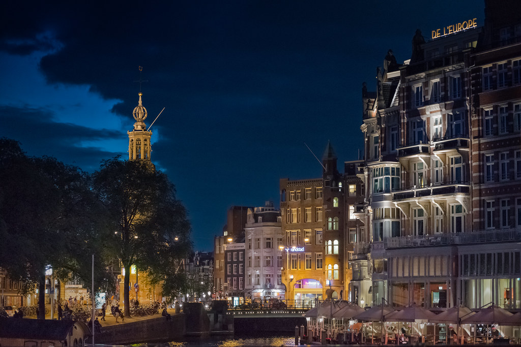 AMSTERDAM Place Amstel