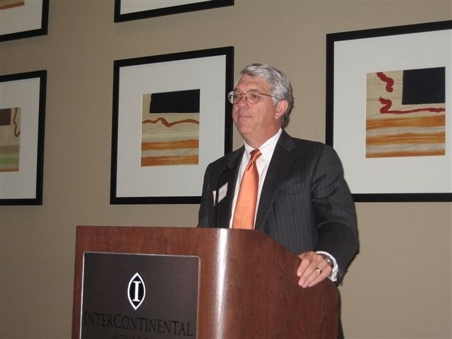 General Counsel Breakfast with Scott Rozzell - 06.27.2008
