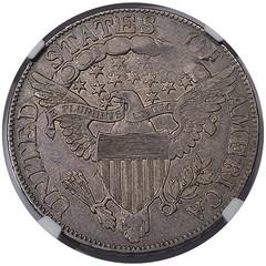 1806 Half Dollar, O-108 reverse