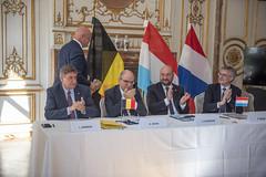 2018.07.23|Ondertekening Benelux-politieverdrag