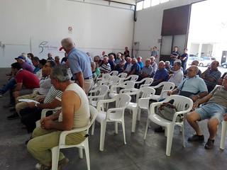 L'Ortofrutticola - I soci presenti alla riunione