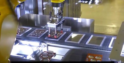 San Francisco Mint packaging robot4