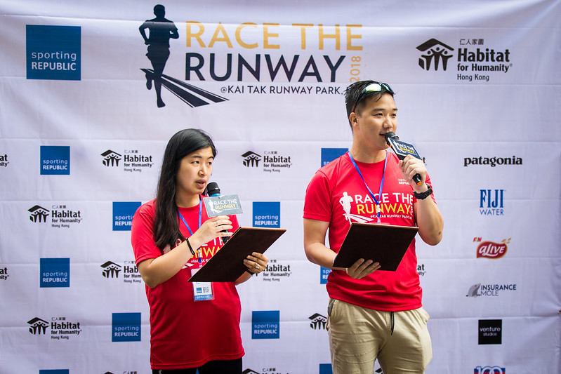 Race the Runway x JuJu Chan
