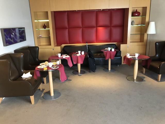 Lounge - Sheraton CDG