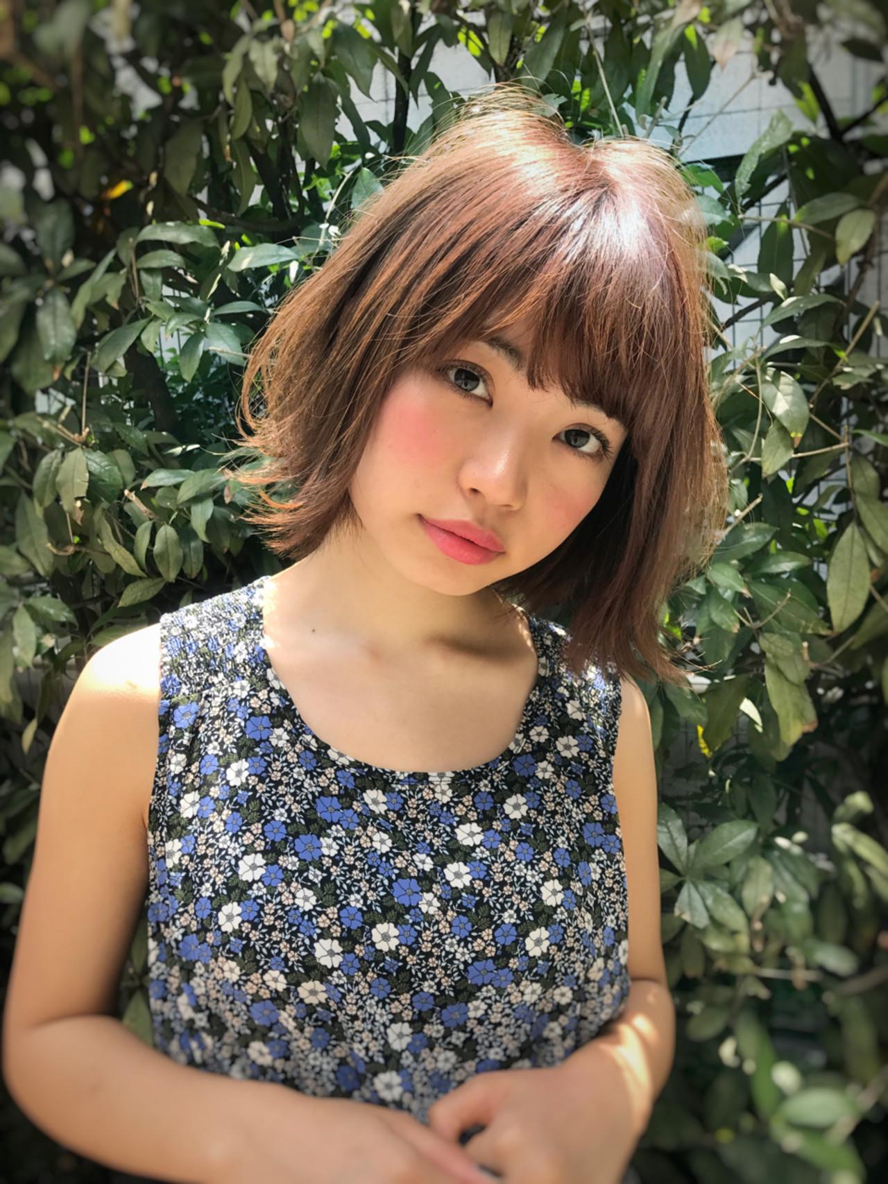 2018 Japanese ShortBob Hair -♡Taste different Hair Catalog ♪ 4