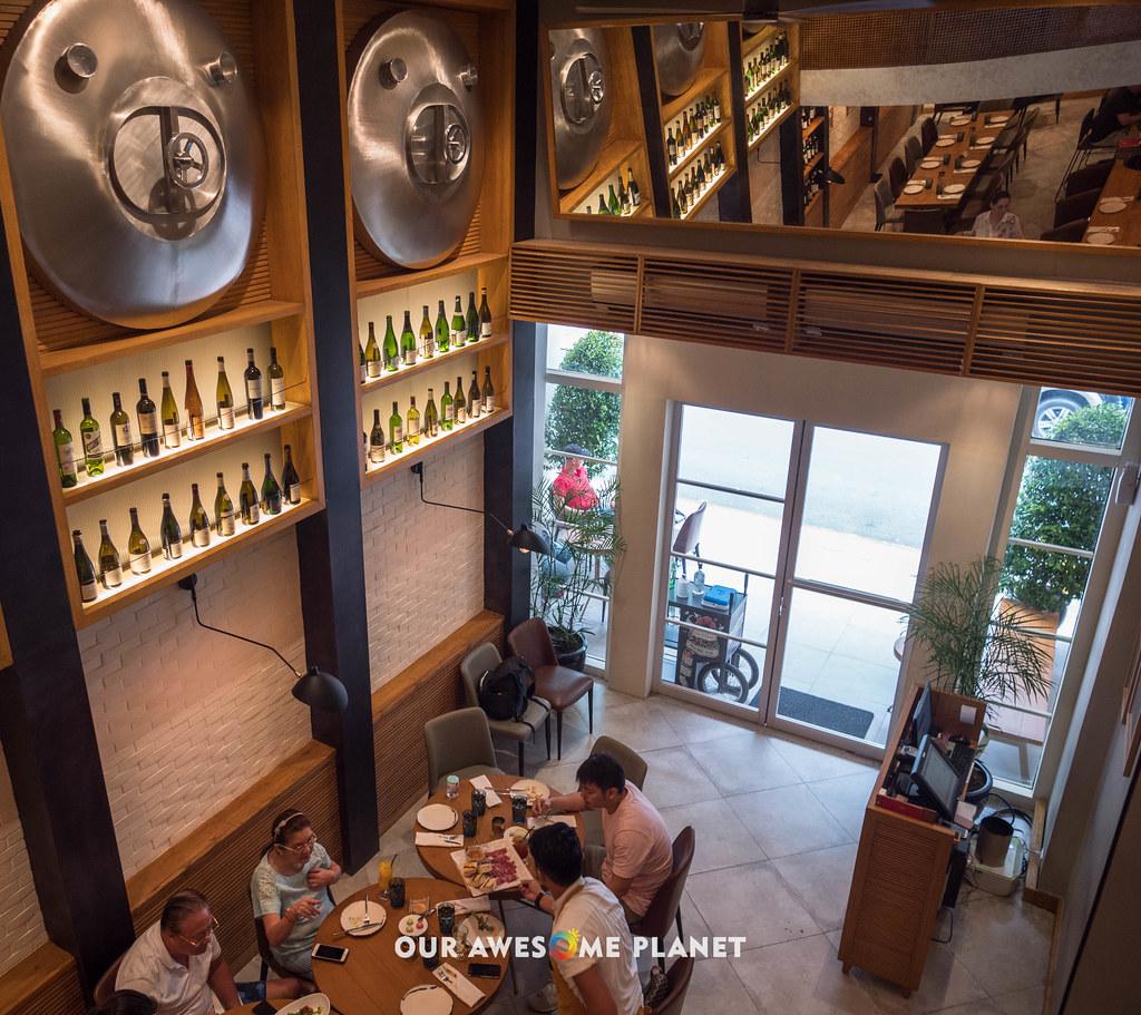 BCN: A Rambla 2.0 (Hidden Charcoal-Grill Barcelona-Inspired Restaurant in Legaspi, Makati Neighborhood!)