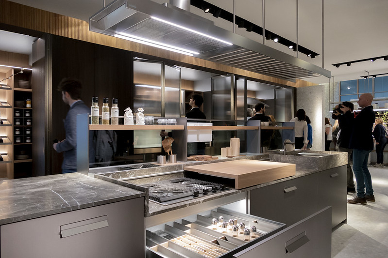 EuroCucina FTK - Technology For the Kitchen 2018 - Salone del Mobile ...