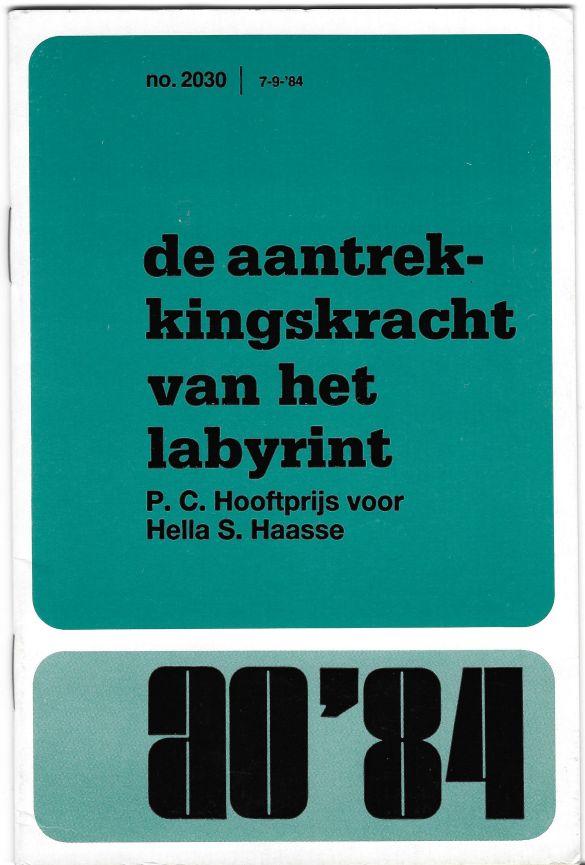 AO-ReeksDeAantrekkingskrachtVanHetLabyrint7-9-1984Nr2030
