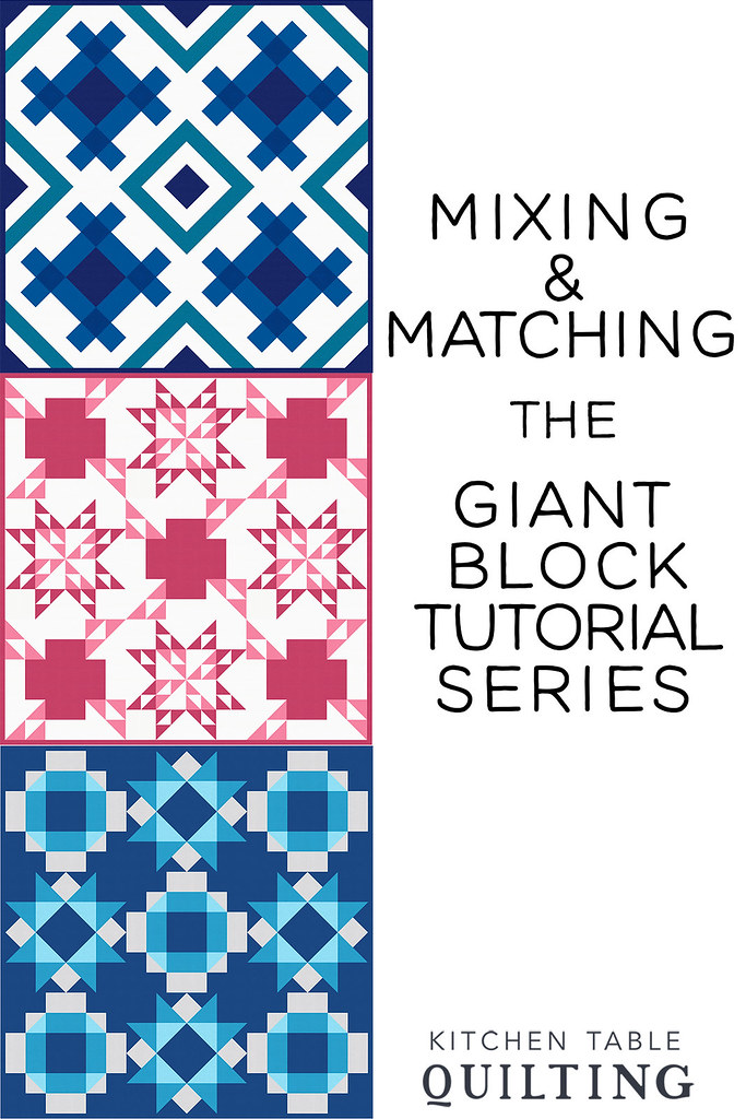 Giant Block Tutorial Series - Combining the Blocks