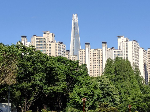 Lotte World Tower, Seoul