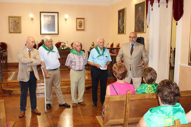 Homenajear a nuestros mayores en Carrión de los Condes