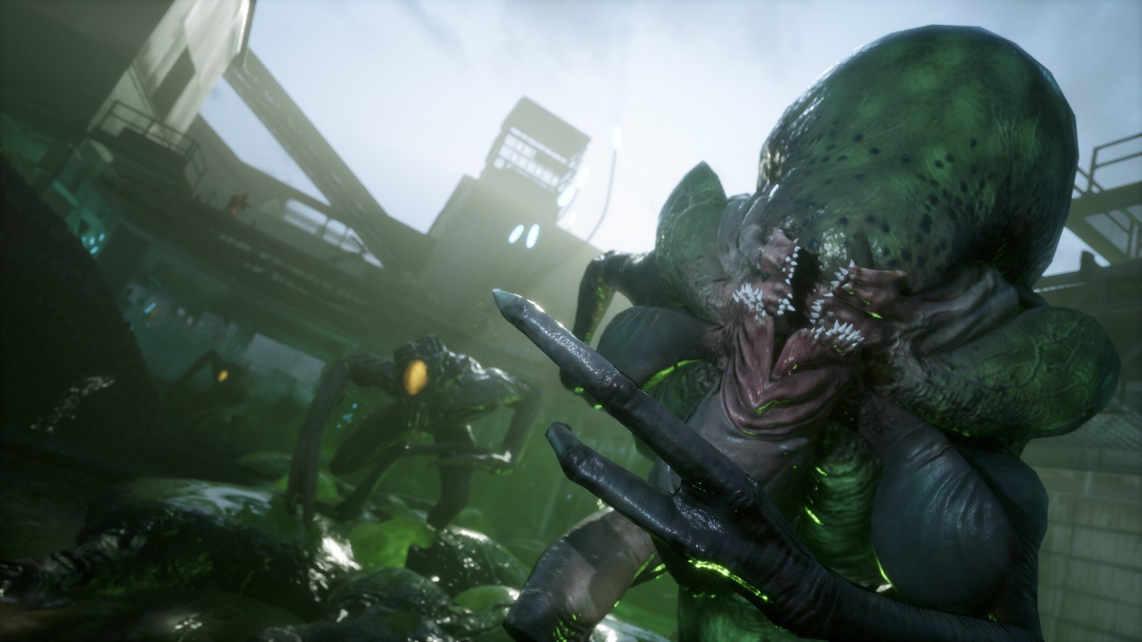 Co-op Shooter Earthfall Out on PS4 Tomorrow – PlayStation Blog
