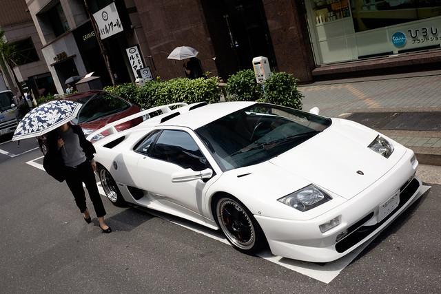 Lamborghini Diablo SV 2018/07/13 X7000857