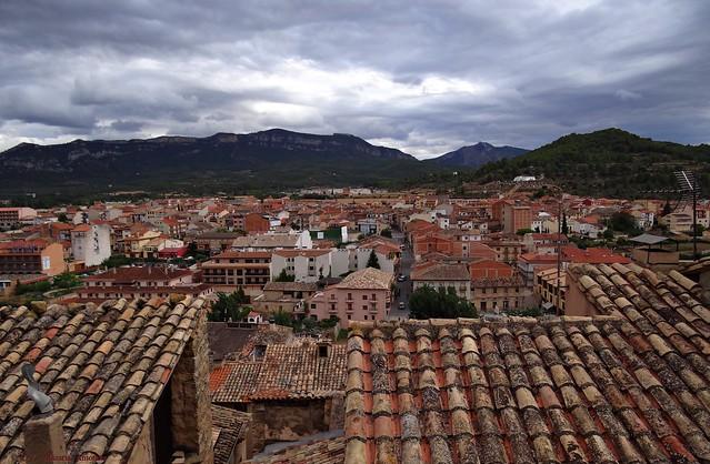 Valderrobres, Teruel, España.