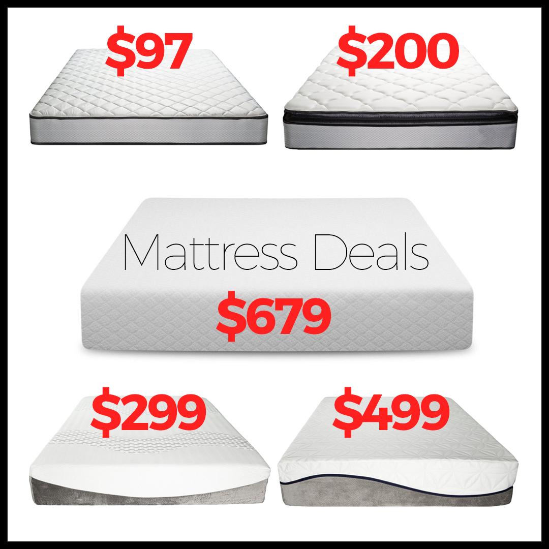 mattress deals raleigh