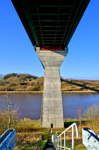 Unter der Grünentaler Hochbrücke
