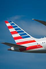American Airlines Boeing 787-8 N801AC | PVG