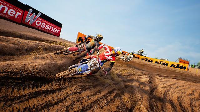MXGP Pro - Dirt Yarışı