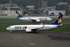 Skymark Airlines JA73NX