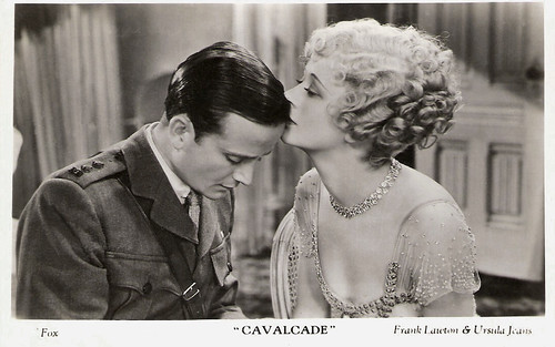 Frank Lawton and Ursula Jeans in Cavalcade (1933)