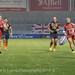 Ed Chamberlain gives chase to his kick-6301