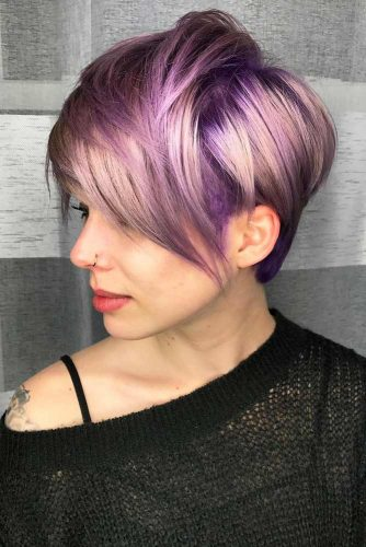 60+Pretty Ladies Short Haircuts -They Have Dreamt Of This Hairstyles 5