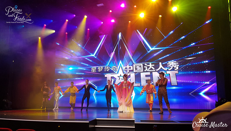 genting dream cruise asia got talent