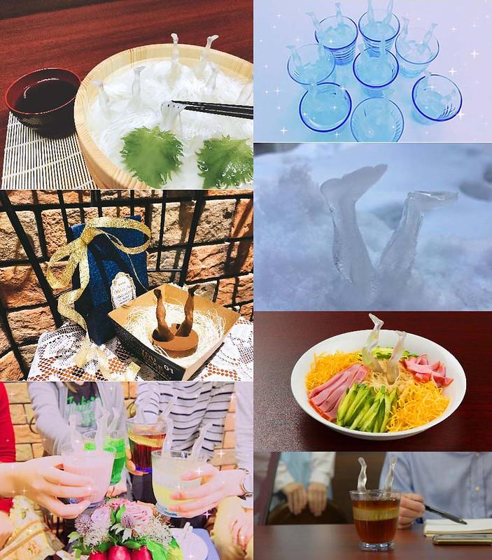 驚!杯子裡有人倒栽蔥啦!比利治玩家 第二屆雜貨大賞優勝作品「足冰製冰器」正式商品化!